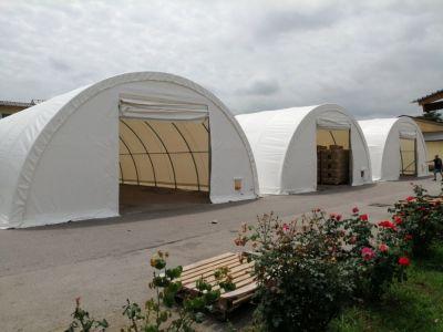 Montažne hale, magacini, šatori, hangari