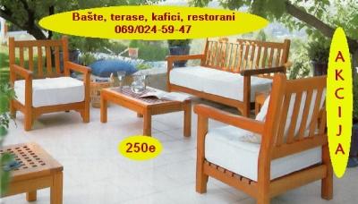 Bašte, terase, restorani, kafići. ›››